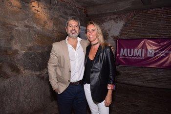 Juan Pablo Abila y Antonieta Ruiz