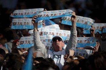 Elecciones presidenciales de Argentina, 2019