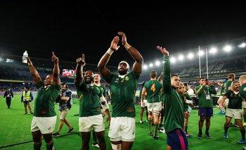 Sudáfrica ganó a Gales y jugará la final del Mundial de rugby ante Inglaterra