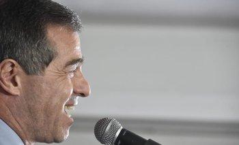 Ernesto Talvi, este domingo después de conocerse los resultados