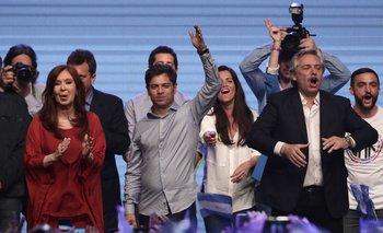"Cristina Fernández de Kirchner y Axel Kicillof fueron sobreseídos de la causa ""Dólar Futuro"""