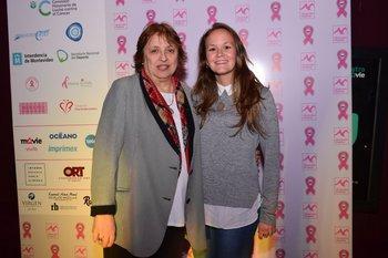 Silvia Bonfilio y Shilca Reggio