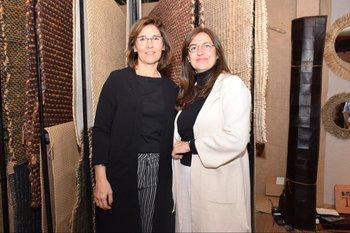 Graciela Arrosa y María Inés Irigoyen