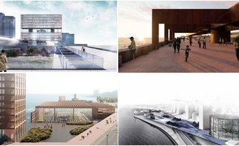 Patio Mauá, Biosur, Postproducción de un dique, Plataforma de urbanidades