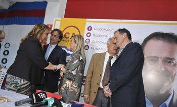 A un día de la mesa política, Manini Ríos remitirá al Parlamento el proyecto del artículo 224, con modificaciones