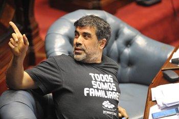 Oscar Andrade, senador del PCU