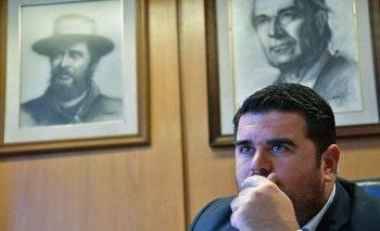 Nicolás Olivera, intendente de Paysandú, niega haber dado la orden
