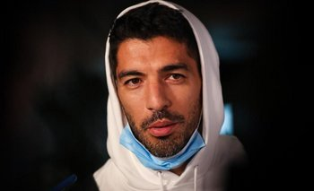 Luis Suárez, goleador histórico de Uruguay