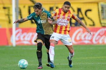 Facundo Torres y Gonzalo Andrada