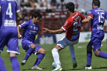 Poggi contra Salomón Rodríguez