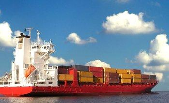 Exportaciones en contenedores