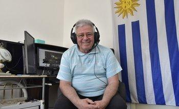 """Tellier, el """"tata"""" de internet es uno de los streamers uruguayos más populares."""