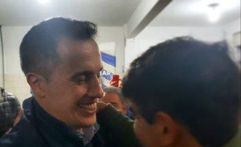 García asumió como intendente en noviembre de 2020