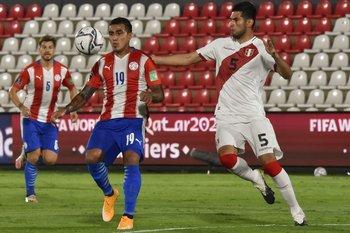 Darío Lezcano y Carlos Zambrano