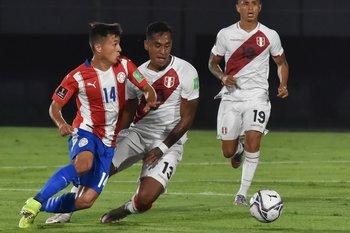Andrés Cubas y Renato Tapia