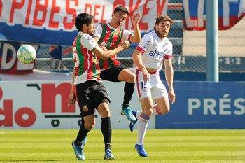 Estigarribia, Ramos y Trezza