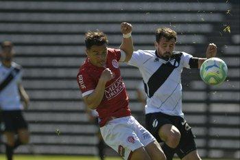 Andrés Rodales y Leandro Sosa