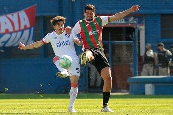 Gabriel Neves y Maxi Cantera, ahora serán compañeros