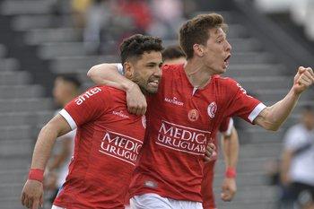 El Colo Romero y Gonzalo Vega