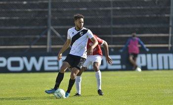 Paiva, un goleador para Cerro Largo
