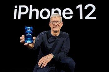 Apple retrasó en 2020 el lanzamiento de su nuevo celular debido a la pandemia.