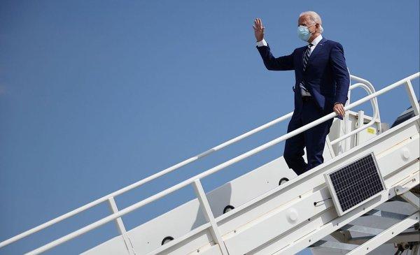Joe Biden busca en Florida arrebatarle el voto de los mayores a Donald Trump