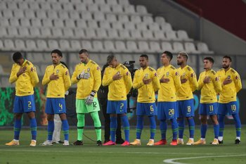 Brasil en el himno