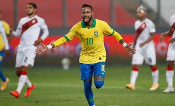 Neymar estará en el debut de Brasil