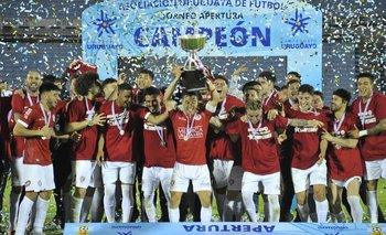 Rentistas, un campeón que quiere Libertadores
