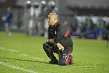 Alejandro Cappuccio será presentado este lunes como técnico de Nacional.
