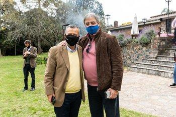 José Olivencia y Nelson Vicente