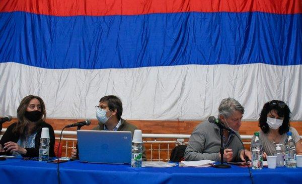 Plenario del Frente Amplio comenzó debate sobre la derrota electoral y apoyará referéndum contra LUC