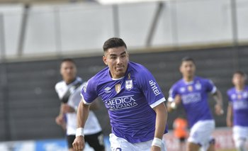 Diego Coelho jugará en Cerro