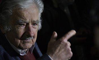 Mujica fue internado este martes en el Casmu.