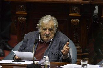 """Mujica dijo que el gobierno """"hace politiquería"""" y busca """"generar una grieta"""""""