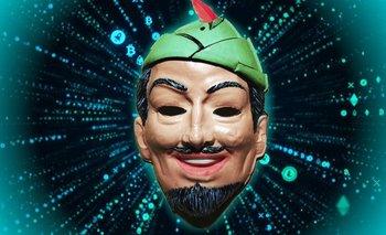 Una nueva organización delictiva de hackers dona parte de lo robado a organizaciones de caridad.