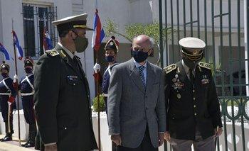 """García expresó que """"no hay lugar para este tipo de actitudes"""" en el Ejército"""