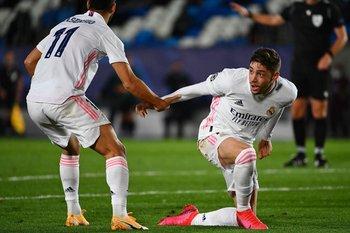 Federico Valverde jugó 31 minutos y fueron suficientes para Real Madrid