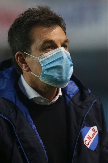 Jorge Giordano le pone su impronta al equipo