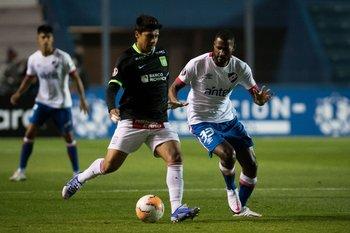 Paulo Vinicius en la marca