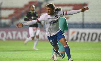 Gol a Alianza Lima, Libertadores 2020