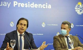 La aprobación de Lacalle Pou en general está motivada por el manejo de la pandemia por coronavirus