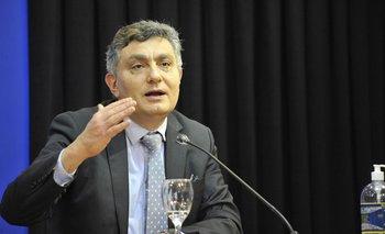 Director de la Oficina de Planeamiento y Presupuesto (OPP), Isaac Alfie.