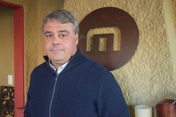 José Pedro Aicardi, director de MegaAgro