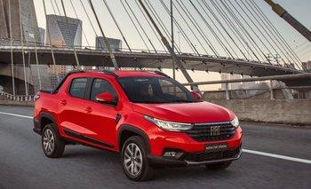 La nueva Strada denota la especialización de Fiat como fabricante de camionetas para todo tipo de usos.