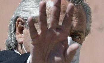 El presidente argentino cuestionó al secretario general de la OEA, el uruguayo Luis Almagro