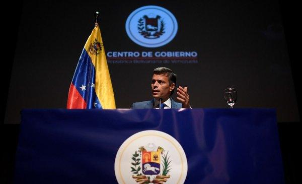 """Maduro es un """"criminal"""" y un """"asesino"""""""