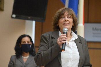 Magela Manfredi, nueva encargada de la Contaduría General de la Nación