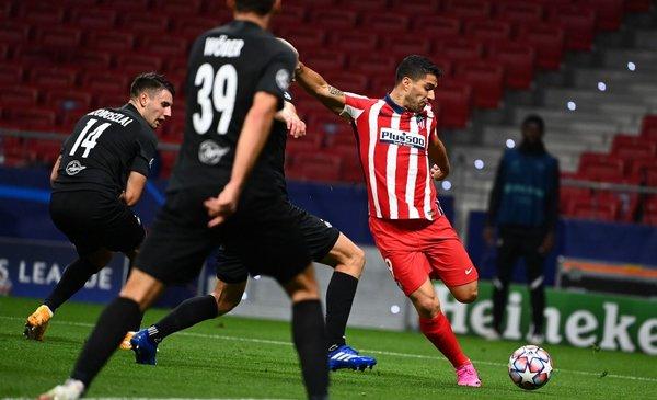 Atlético de Madrid le ganó a Salzburgo con un Joao Félix determinante