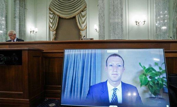 Twitter, Facebook y Google se aferran a la protección de los usuarios frente al Senado de EEUU